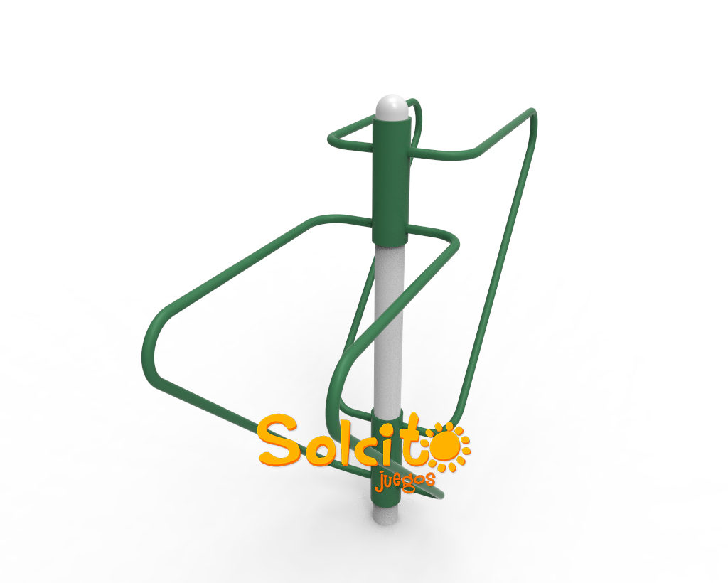 Barras Paralelas - Solcito Juegos